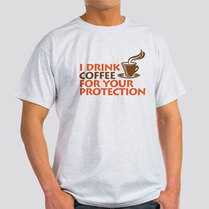 for your protection Light T-Shirt
