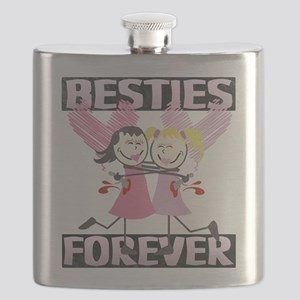 BESTIES-DARKS Flask