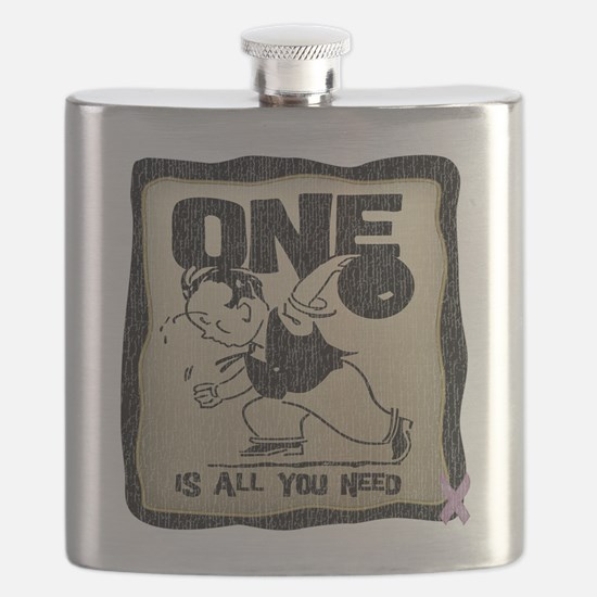 All You Need (Bowling) Flask