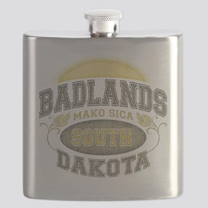 Badlands Flask
