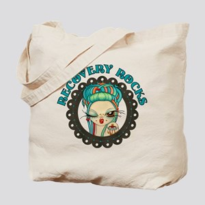 Recovery Rocks~2000x2000 Tote Bag