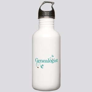 Genealogist Gift Stainless Water Bottle 1.0L