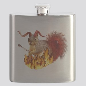krampus squirrel4 Flask