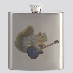 squirrel blueguitar  Flask