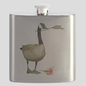 Canada Goose Rose Flask