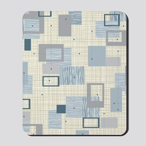 Makanahele Mid Century Modern Mousepad