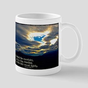Jeremiah 4:24 Mug