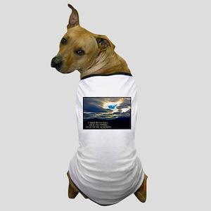 Jeremiah 4:24 Dog T-Shirt