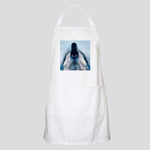 The Howling Wolf Painting Apron