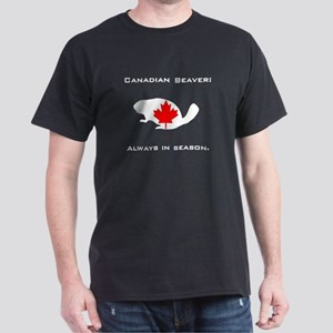 Canadian Beaver Tee