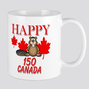 Happy 150 CANADA Mugs