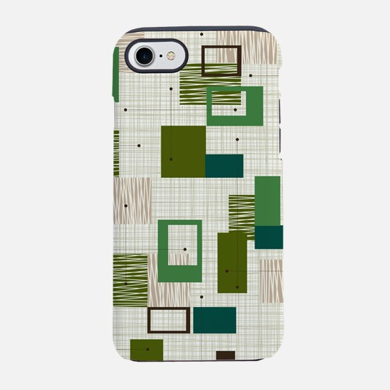 Makanahele Mid Century Modern iPhone 7 Tough Case