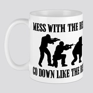 SWAT the Best Mug