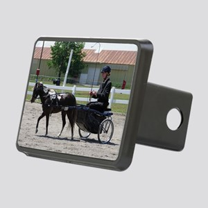 HORSE AND BUGGY™ Rectangular Hitch Cover