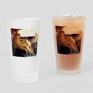 Draper - Ulysses & Sirens Drinking Glass