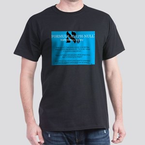 Formula Aleph-Null Dark T-Shirt