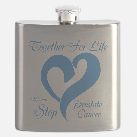 Stop Prostate Cancer Flask