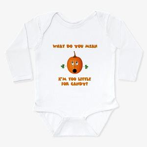 pumpkin baby2 Body Suit