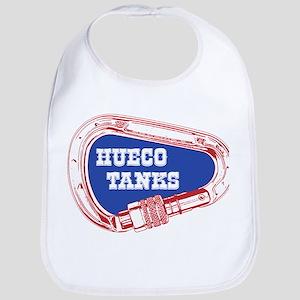 Hueco Tanks Climbing Carabiner Baby Bib