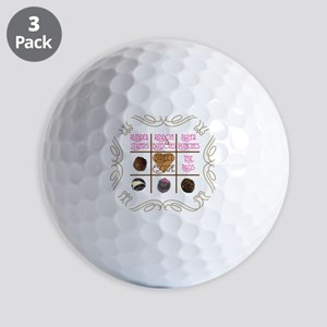 Sweet Sanity Escape Golf Balls