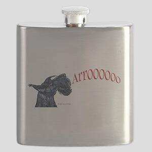 Arooo mug 14x6 Flask