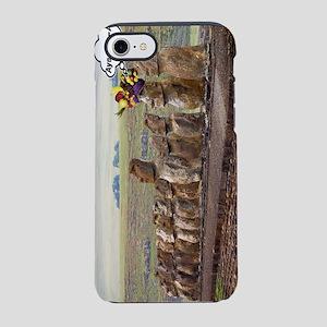 EasterIslandFruitMeme BT iPhone 7 Tough Case