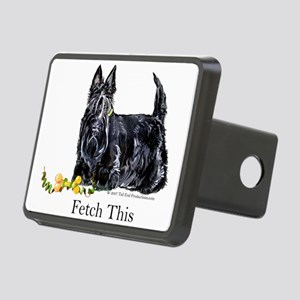Fetch This Rectangular Hitch Cover