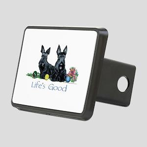 Lifes Good 13x6 Rectangular Hitch Cover
