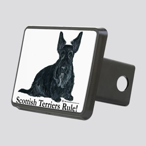 Scottish Terriers Rule 2006 Rectangular Hitch