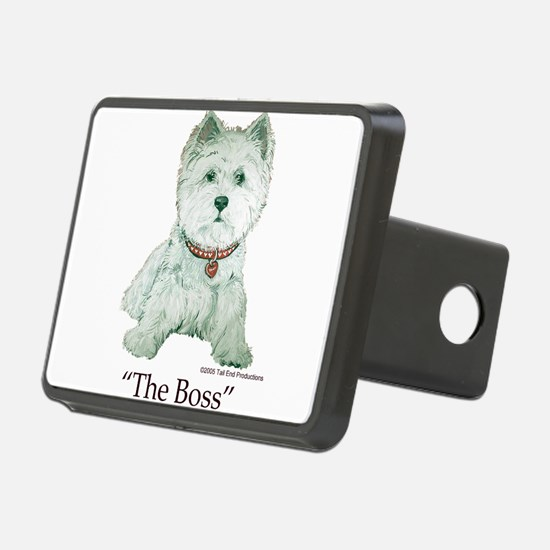 The Boss 6x6 Clear.png Hitch Cover