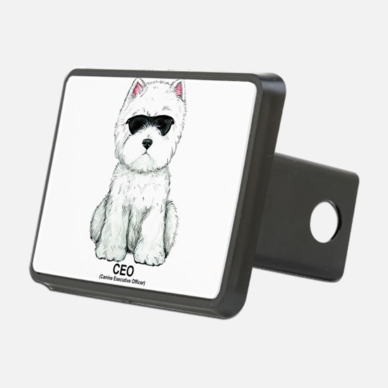 Westie Hitch Cover
