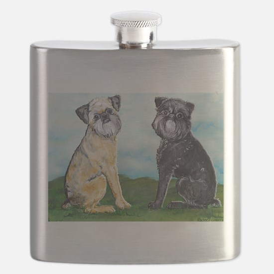 Griffies 5x7.png Flask