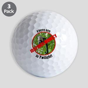 Spider Monkey Golf Balls
