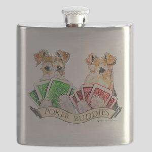 Poker 13x10buddies Flask