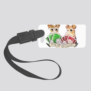 Poker 13x10buddies Small Luggage Tag