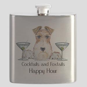 Foxtails 4 Flask