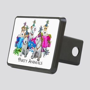 Party trans 13x12 Rectangular Hitch Cover