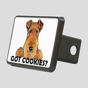Got Cookies Rectangular Hitch Cover