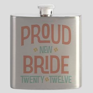 Proud New bride Flask