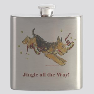 Jingle all the way 2007 Flask
