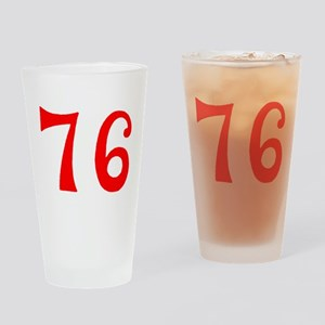 SPIRIT OF 76 NUMBERS™ Drinking Glass