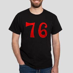 SPIRIT OF 76 NUMBERS™ Dark T-Shirt