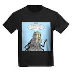 Radioactive Spider Bite Kids Dark T-Shirt