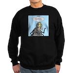 Radioactive Spider Bite Sweatshirt (dark)