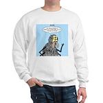Radioactive Spider Bite Sweatshirt