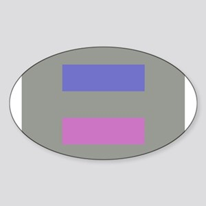 androgynous Sticker