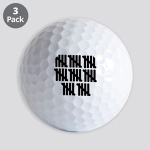 40th birthday Golf Balls