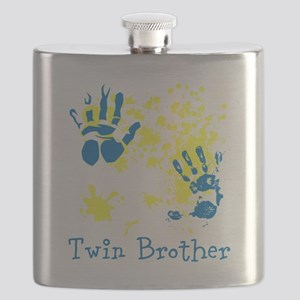 Twin Brother. Messy. Flask