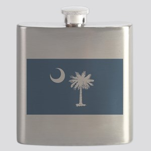 SC Palmetto Moon Flask