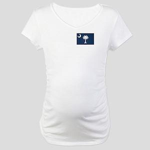 SC Palmetto Moon Maternity T-Shirt